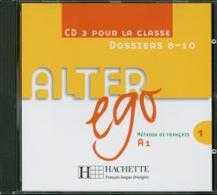 Alter Ego 1, CD 3