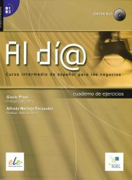 Al dia intermedio (B1/B2), Übungsh.+CD