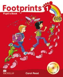 Footprints, Level 1, Pupil's Book Pack