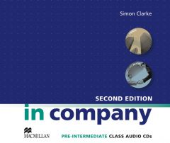 In Company 2nd Ed.,Pre-Int.,Class Aud.CD