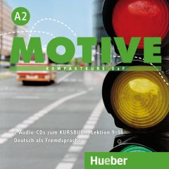 Motive, CDs z. KB A2, Lekt. 9-18
