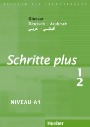 Schritte plus 1+2, Gloss. Dt.-Arab.