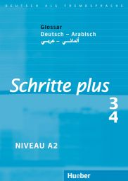 Schritte plus 3+4, Gloss. Dt.-Arab.