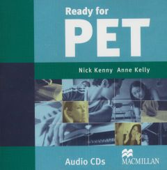 Ready for PET, CD