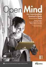 openMind BE ed.,Pre-Int,SB+Code+WB(Onl.)