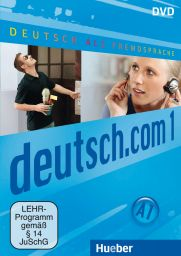 deutsch.com, DVD