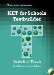 KETfS Testbuilder, SB with Audio-CD