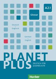 Planet Plus A2.1, Gloss. Dt.-Engl.