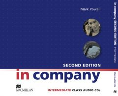 In Company 2nd Ed.,Interm.,Class Aud.CD