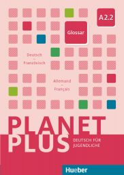 Planet Plus A2.2, Gloss. Dt.-Franz.
