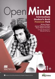 openMind BE ed.,Interm.,SB+Code+WB(Onl.)