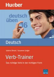 dt. üben 16, Verb-Trainer