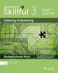 Skillful 2nd 3, List.+Speak., SB + Code