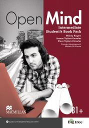 openMind BE,Interm.,SB+Code+WB(Print)+CD