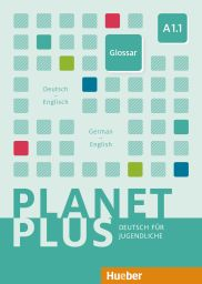 Planet Plus A1.1, Gloss. Dt.-Engl.