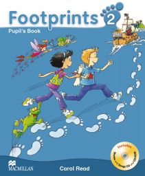 Footprints, Level 2, Pupil's Book Pack