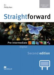 Straightforward2nd.,Pre-Int.,IWB DVD ROM