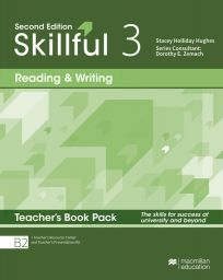 Skillful 2nd 3, Read.&Writing, TB + Code