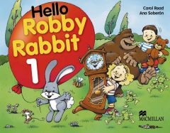 Hello Robby Rabbit, Level 1 Pupil's Book
