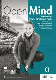 openMind BE,Adv,SB+Code+WB (Online)