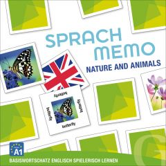 Sprachmemo Englisch: Nature and Animals
