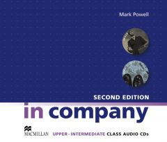 In Company 2nd Ed.Upp-Int.Class Audio-CD