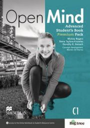 openMind BE,Adv,SB+Code+WB (Print)