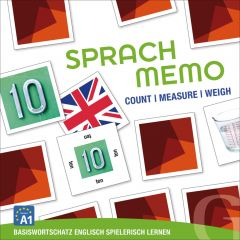Sprachmemo Englisch: Count/Measure/Weigh