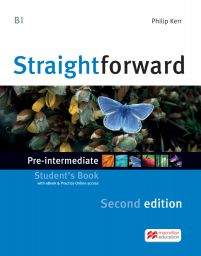 Straightforward 2nd,Pre-,SB+ebook,WB+CD