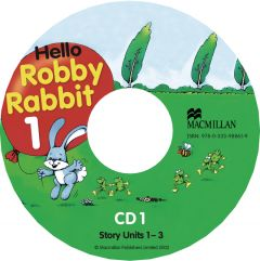 Hello Robby Rabbit, Level 1, CD