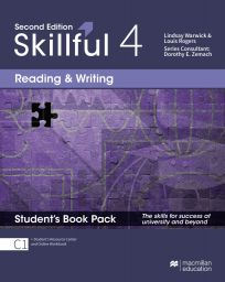 Skillful 2nd 4, Read.&Writing, SB + Code