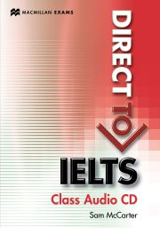 Direct to IELTS, Class Audio-CDs