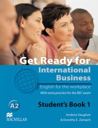 Get Ready for Int. Business 1, SB