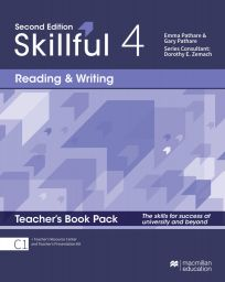 Skillful 2nd 4, Read.&Writing, TB + Code