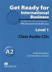 Get Ready for Int. Business 1, CDs