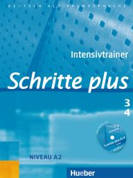 Schritte plus 3+4, Intensivtrainer + CD
