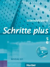 Schritte plus 5+6,Intensivtrainer + CD