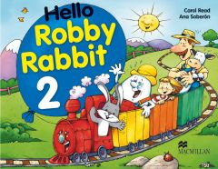 Hello Robby Rabbit, Level 2, Pupil's Bk