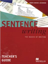 Sentence Writing, Notes