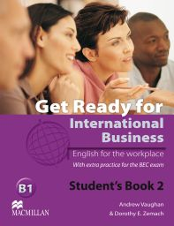 Get Ready for Int. Business 2, SB