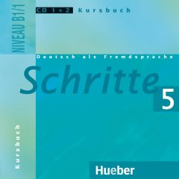 Schritte 5, 2 CDs zum Kursbuch