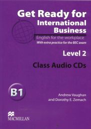 Get Ready for Int. Business 2, CDs