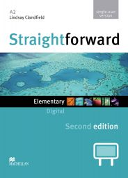 Straightforward 2nd., Elem., IWB DVD ROM