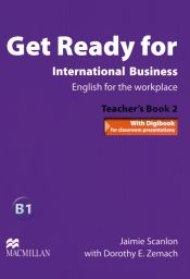 Get Ready for Int. Business 2, TB