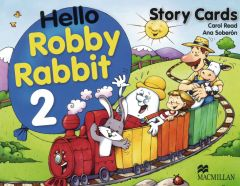 Hello Robby Rabbit, Level 2, Story Cards
