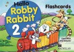 Hello Robby Rabbit, Level 2, Flash Cards