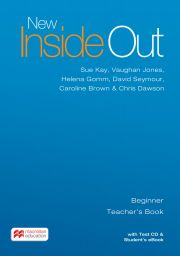 New Inside Out Beginner,TB+Test-CD+ebook