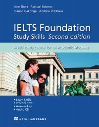 IELTS Foundation 2nd., Book+Audio-CD