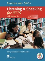 Improve IELTS Skills, L+S, SB+MPO+Key