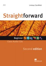 Straightforward 2nd.,Beg.,Audio-CDs